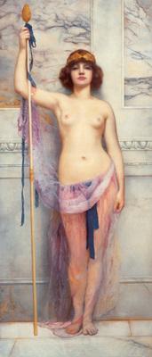 godward a priestess