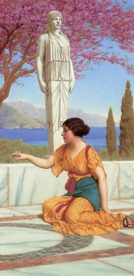 Godward Ancient Pastimes