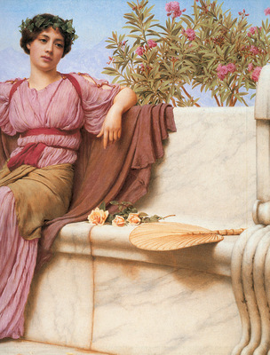 Godward Tranquillity 1914 right