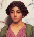 Godward A Classical Beauty 1909A