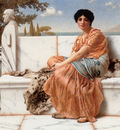 Godward In the Days of Sappho