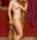godward in the tepidarium 1913