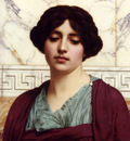 Godward John William Stesicrate