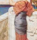 godward on the balcony