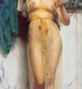 godward the mirror 1899