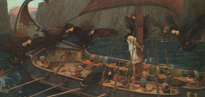 Ulysses and the Sirens CGFA