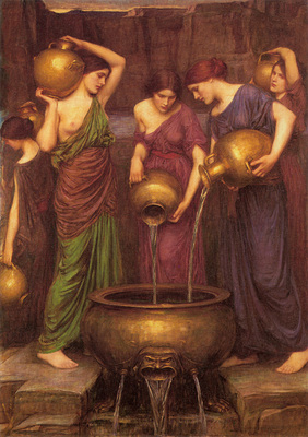 Waterhouse The Danaides