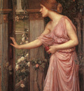 Psyche Entering Cupids Garden CGFA