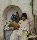 Waterhouse John William Flora