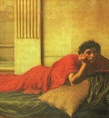 the remorse of nero after the murdering of his mother JW