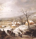 MOMPER Joos de Winter Landscape