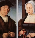CLEVE Joos van Portrait Of A Man And Woman