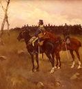 Cusachs Jose Cusachs y Soldiers On Horseback