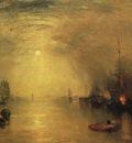 Turner Joseph Keelman Heaving in Coals by Night