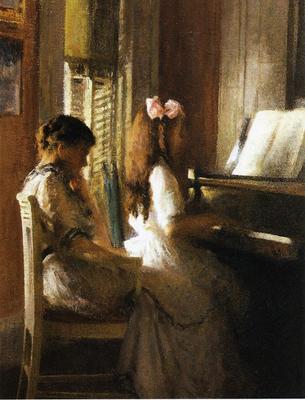 DeCamp Joseph The Music Lesson