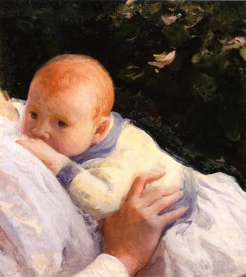 DeCamp Joseph Theodore Lambert DeCamp as an Infant