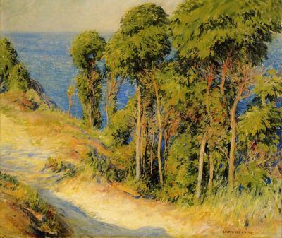 DeCamp Joseph Trees Along the Coast aka Road to the Sea