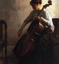 DeCamp Joseph The Cellist
