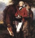 Colonel George Coussmaker EUR