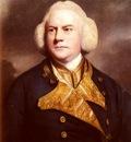 Reynolds Sir Joshua Portrait Of Admiral Thomas Cotes