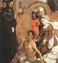 JUAN DE FLANDES The Raising Of Lazarus