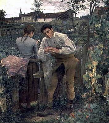bastien lepage jules rural love