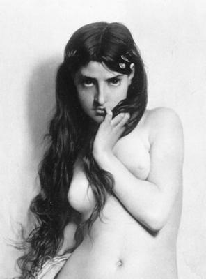 Lefebvre Jules Joseph La Cigale photogravure dt1