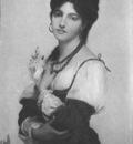 Lefebvre Jules Joseph A Bride of Sorrento