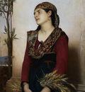 Lefebvre Jules Joseph Mediterranean Beauty