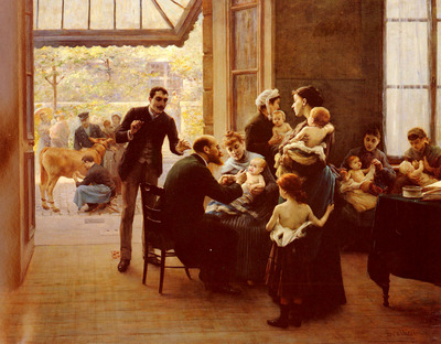 Scalbert Jules Hommage A Louis Pasteur