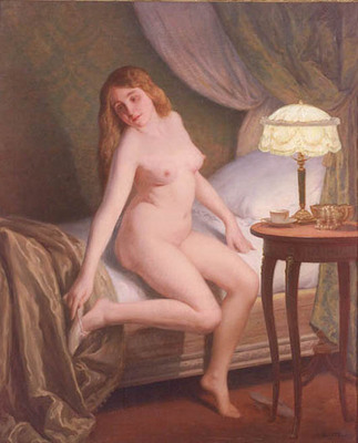 Scalbert Jules Naked Beauty
