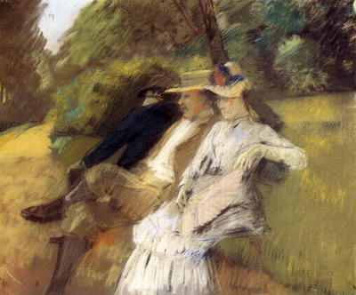 Stewart Julius LeBlanc In The Park