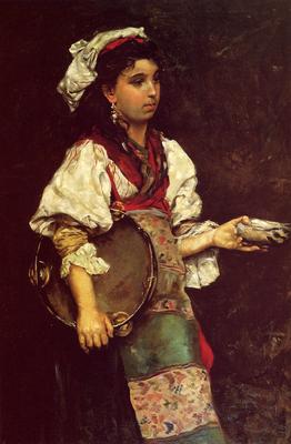 Stewart Julius LeBlanc Spanish Girl