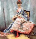 Stewart Julius LeBlanc Portrait Of Laure Hayman