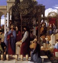 SCHNORR VON CAROLSFELD Julius The Wedding Feast At Cana
