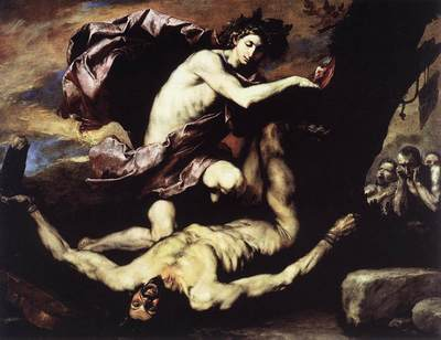 Ribera Apollo and Marsyas