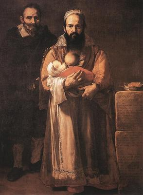 Ribera Bearded Woman