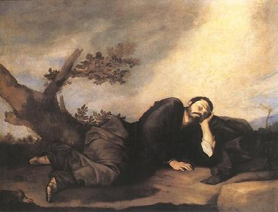 Ribera Jacob s Dream