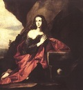 Ribera Mary Magdalene in the Desert