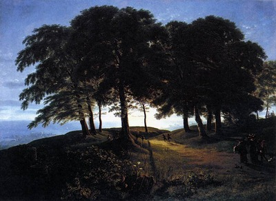 SCHINKEL Karl Friedrich Morning