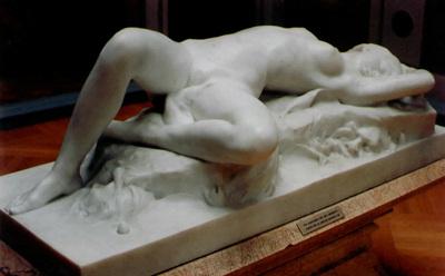 Hasselberg Per Sleeping Nymph detail1