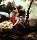 LA HIRE Laurent de Abraham Sacrificing Isaac