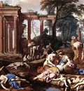LA HIRE Laurent de The Children Of Bethel Mourned By Their Mothers