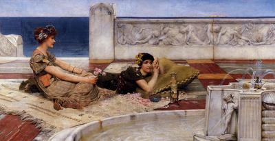 Alma Tadema Loves Votaries