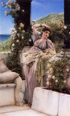 Alma Tadema Rose of All Roses2