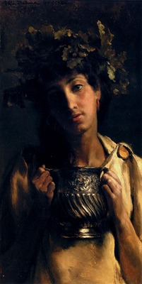 Alma Tadema Sir Lawrence A Prize For The Artists Corps