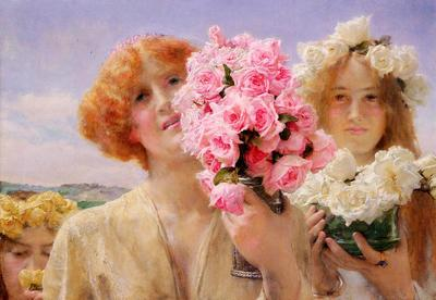 Alma Tadema Summer Offering