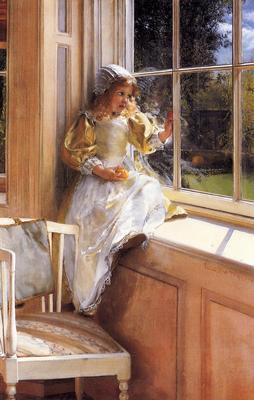 Alma Tadema Sunshine