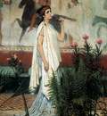 A greek woman