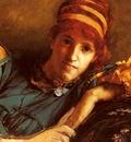 Alma%20Tadema Sir Laurence Portrait Of Miss Laura Theresa Epps